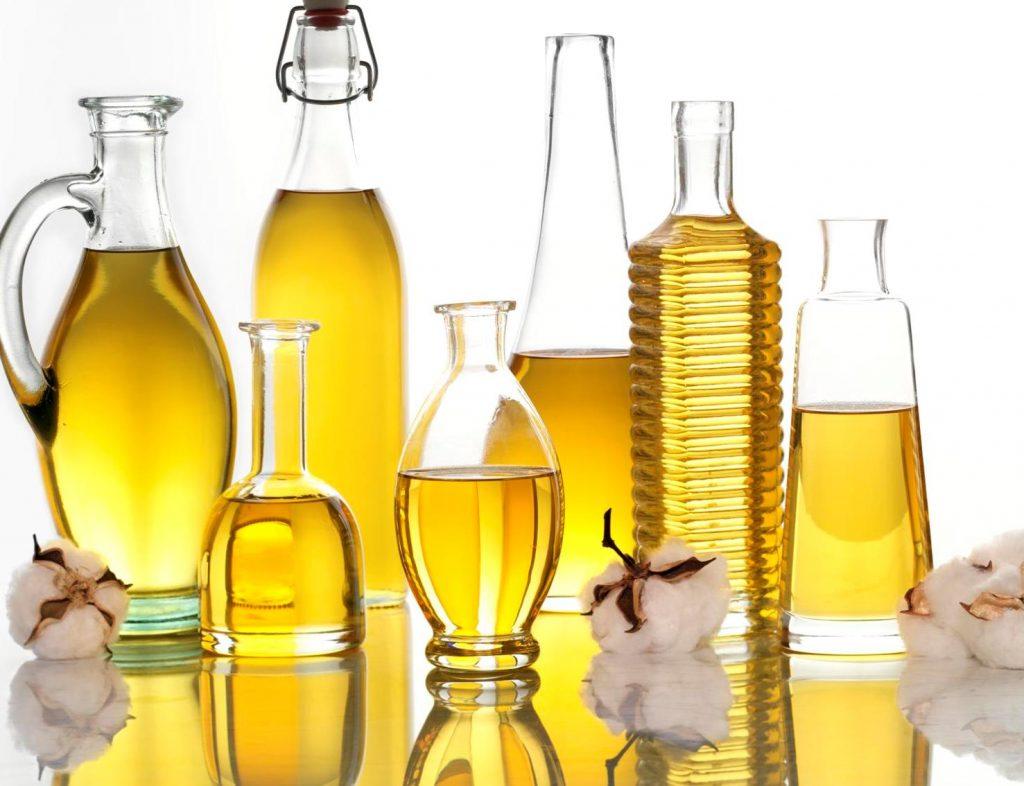 les huiles végétales riches en acides gras mono et poly insaturés